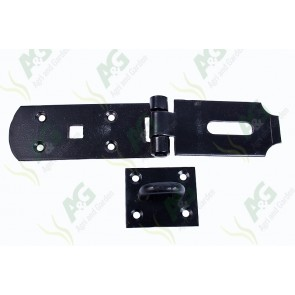 Hasp And Staple 10 Inch
