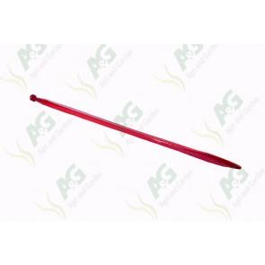 Kverneland Tine Straight 55 Inch M30 Nut Spoon End