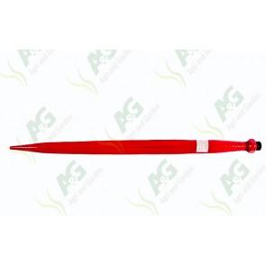 32 Inch Straight Tine;810mm 30 mm Nut (60)