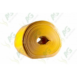 Pvc Layflat Hose Yellow 4 Inch