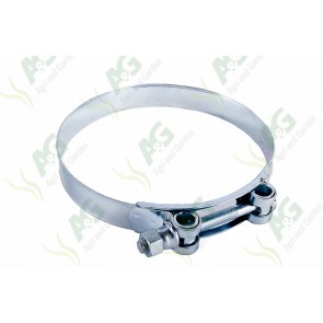 Heavy Duty Hose Clamp Bolt Type 131-140mm