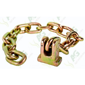 Rotaspreader Chain Assy Complete 15Link X 3/8 Inch