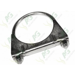Exhaust Clamp  2 1/8 (54mm)