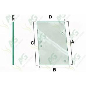 LH Side Window Glass