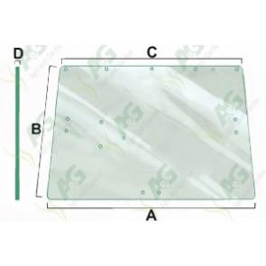 Rear Window Glass