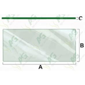 Seat Pan Glass