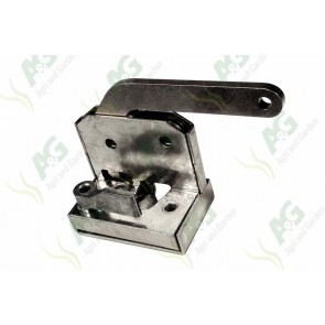 Anti-Burst Latch RH