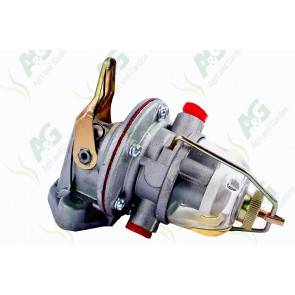 Fuel Pump With Glass Bowl DB