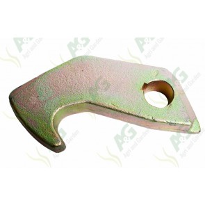 Pickup Hitch Latch LH