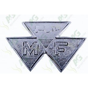 Badge Front Triangle 35