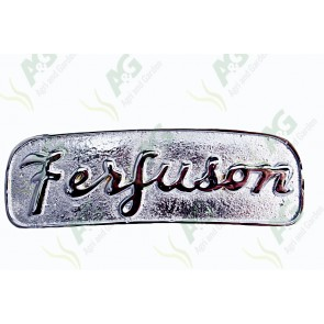 Badge Ferguson 35 Front