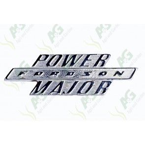 Badge Power Major Side