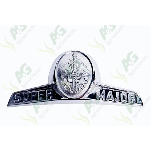 Badge Super Major Front