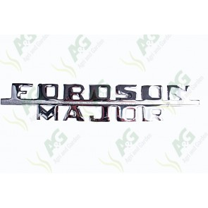Badge Fordson Major Script