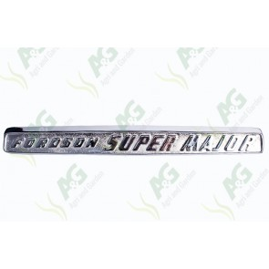 Badge Super Major Side