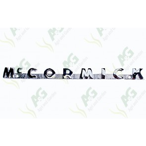 Badge Mccormick Small