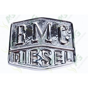 Badge BMC Diesel
