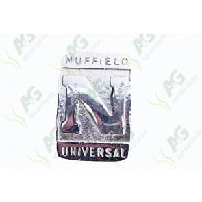 Badge Nuffield Universal