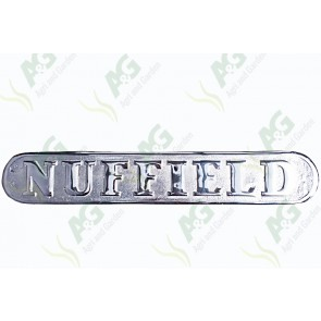 Badge Nuffield Side