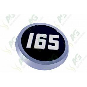 Medallion Badge 165