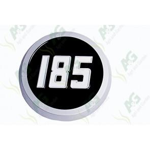 Medallion Badge 185