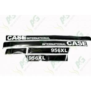 Case International 956 Xl Decals