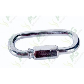 Galvanised Connecting Quick Link 4mm