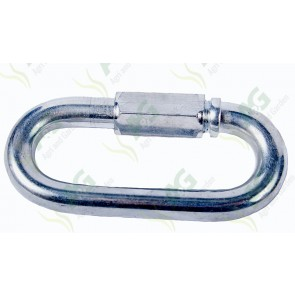 Galvanised Connecting Quick Link 12mm