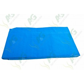 Polyethylene Tarpaulin Cover, 12 X 18Ft