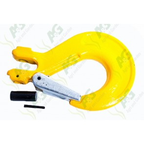 Clevis Sling Hook & Safety Catch G80 13mm