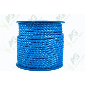 Rope Blue 8mm 73M Reel