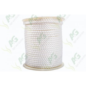 Rope Nylon 3 Strand 10mm 55M Reel