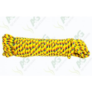 Polyrope Braided 3/8 Inch 50Ft
