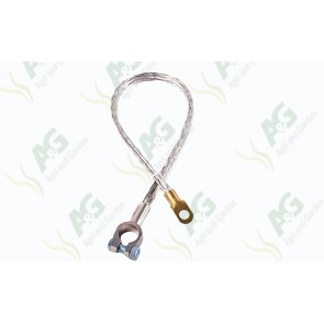 Battery Cable Negative Braided 18 Inch