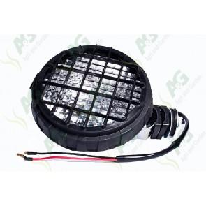 Plough Lamp Round Black