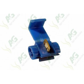 Blue Scotch Lock Terminal 2mm