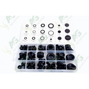 Grommet Kit 125Pcs