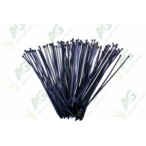 Cable Tie 3.6 X 300mm Black (100)
