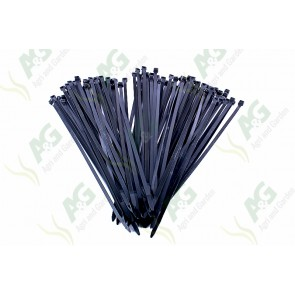 Cable Tie 6.5 X 350mm Black (100)