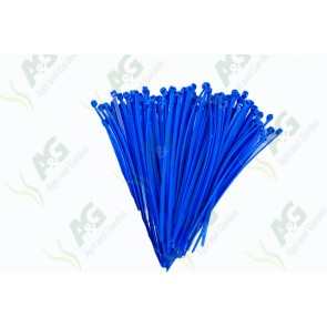 Cable Tie 3.6 X 150mm Blue (100)