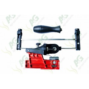 Chainsaw File Mounting Guide
