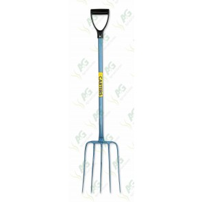 5 Prong Manure Fork, All Steel