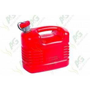 Fuel Can Plastic Hd 10 Litre