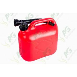 Fuel Can Plastic 5 Litre
