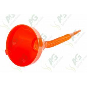 Plastic Funnel 160mm Flexi Spout