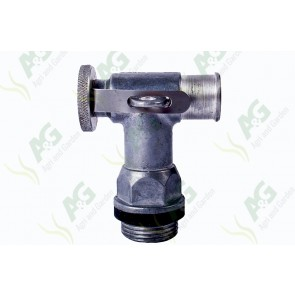 Oil Drum Tap Zinc Type 3/4 Bsp Lockable