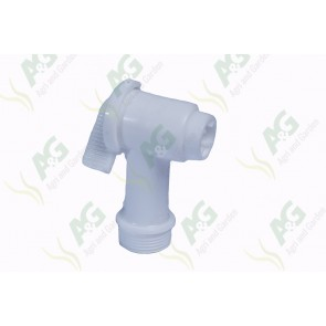 Oil Drum Tap Plastic 3/4 Inch Bsp Lockable