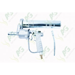 Lube-Shuttle Air Operated Grease Gun