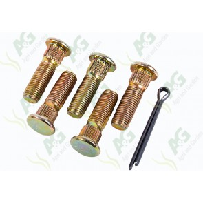 Wheel Stud 3/8 Unf X 34mm