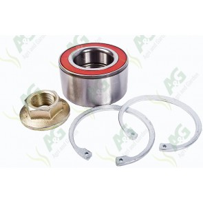 Unitised Bearing Kit 72mm Od C/W Circlips &